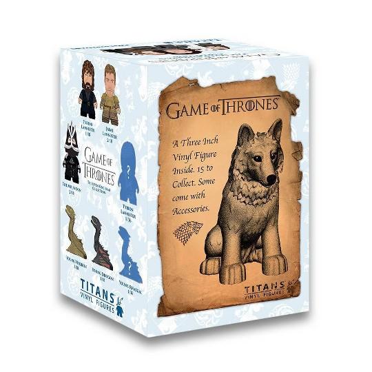 "Game of Thrones 3"" Vinyl Figures Blind Box image number null"