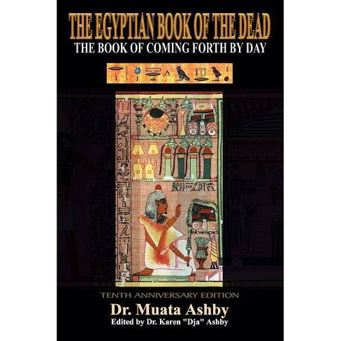 Ancient Egyptian Book of the Dead - by  Muata Ashby (Hardcover) - image 1 of 1