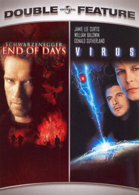 End Of Days/Virus (DVD) - image 1 of 1