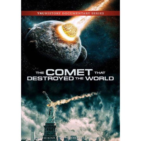 The Comet That Destroyed The World (DVD) - image 1 of 1