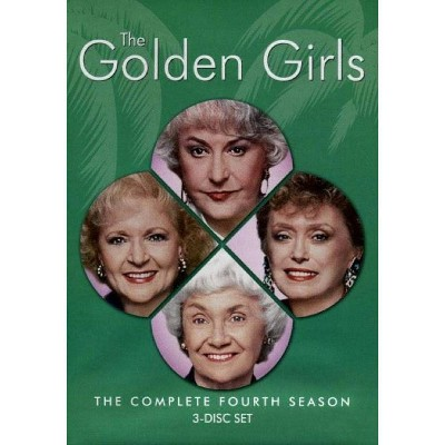 The Golden Girls: The Complete Fourth Season (DVD)