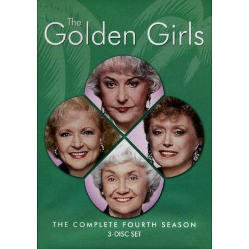 The Golden Girls: The Complete Fourth Season (DVD) - image 1 of 1