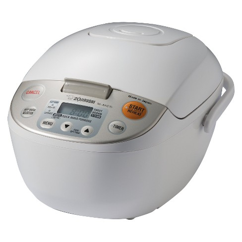 Zojirushi Micom Rice Cooker & Warmer  - Beige (5.5 cup) - image 1 of 1