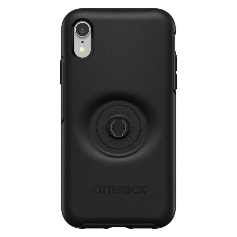 outlet store 379d2 35260 OtterBox Apple iPhone XR Otter + Pop Symmetry Case (with PopTop)