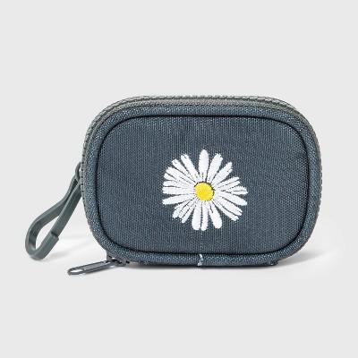 Girls' Embroidered Zip Around  Wallet - art class™
