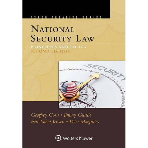 Aspen Treatise for National Security Law - 2 Edition (Paperback) - image 1 of 1