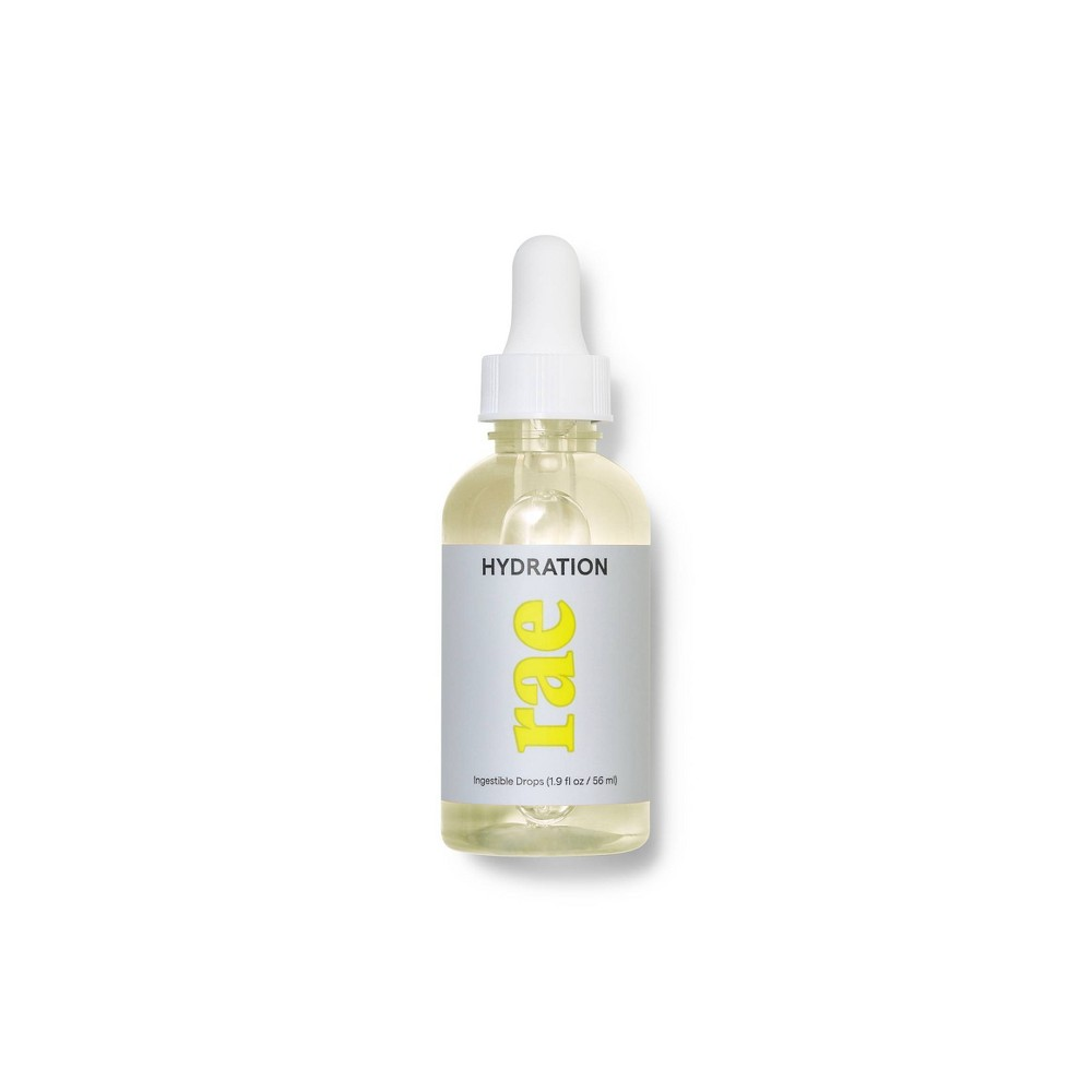 Image of Rae Hydration Ingestible Drops - Unflavored - 1.9 fl oz, Adult Unisex