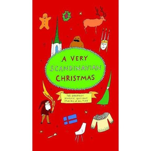 A Very Scandinavian Christmas - (Very Christmas) (Hardcover) - image 1 of 1