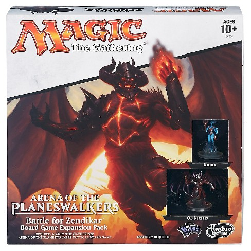 Magic: The Gathering Arena of the Planeswalkers Battle for Zendikar Board Game Expansion Pack - image 1 of 2