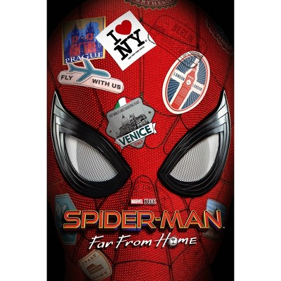 Spider-Man: Far From Home (Target Exclusive)(Blu-ray + DVD + Digital)