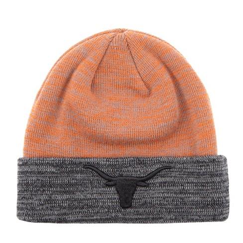 Beanies Texas Longhorns Texas Longhorns Black Orange   Target 72ba58233901
