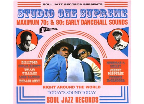 Various - Studio One Supreme:Maximum 70s And 80 (CD) - image 1 of 1