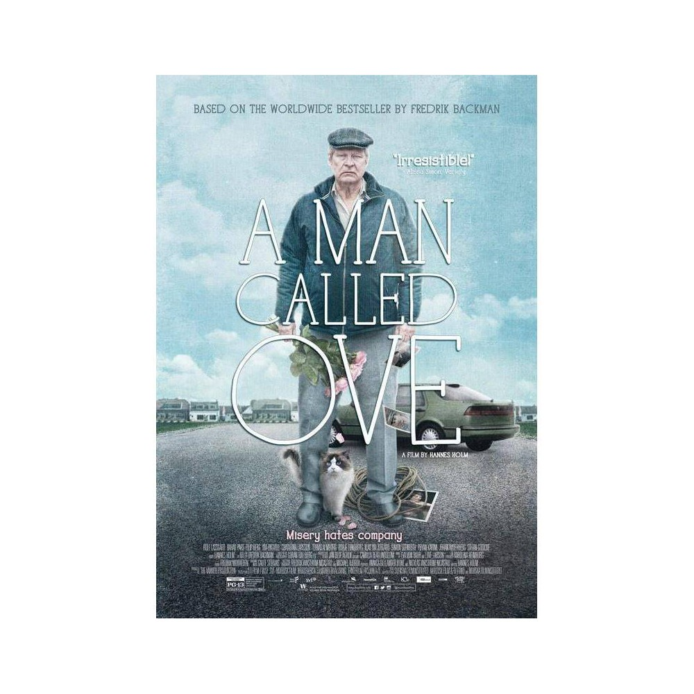 A Man Called Ove (DVD), movies Ove is an ill-tempered, isolated retiree who spends his days enforcing block association rules and visiting his wife's grave, and has finally given up on life just as an unlikely friendship develops with his boisterous new neighbors. Gender: unisex.