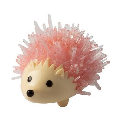 Fat Brain Toys Crystal Growing Hedgehog - Pink FB292-5