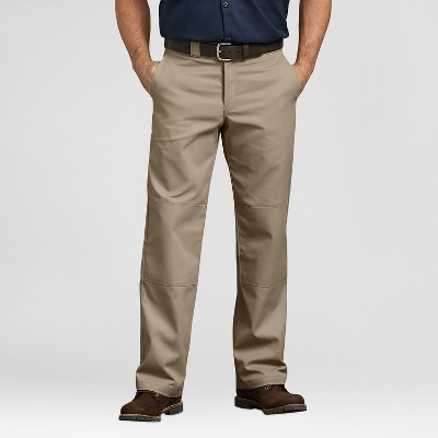 Dickies Men's FLEX Relaxed Fit Straight Leg Double Knee Work Pants