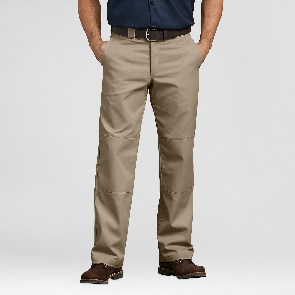 Dickies Men's Relaxed Classic Straight Fit Trousers - Desert Tan 32x34