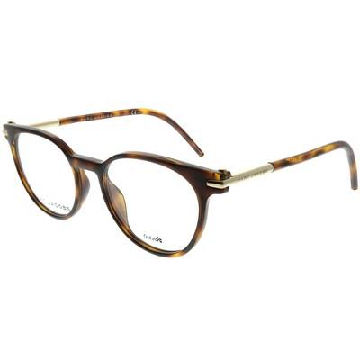 Marc Jacobs  TLR Unisex Round Eyeglasses Havana 48mm