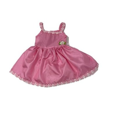 Doll Clothes Superstore Pink Darling Dress Fits American Girl Our Generation My Life Dolls