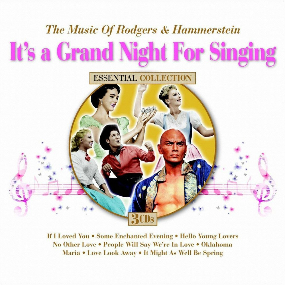 Richard Rodgers - It's A Grand Night For Singing:Music (CD)