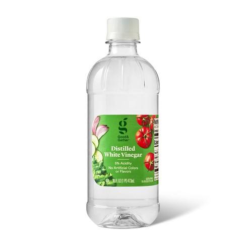White Distilled Vinegar - 16oz - Good & Gather™ - image 1 of 2