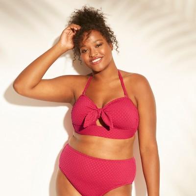 ff711307b1cd9 Plus Size Bikinis   Target