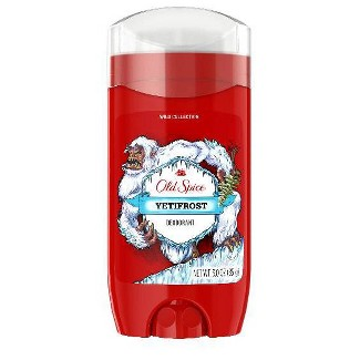 Old Spice Wild Collection Yeti Frost Invisible Solid Deodorant - 3.0oz : Target