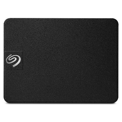 Seagate Expansion SSD 500GB Solid State Drive USB-C USB 3.0 (STJD500400)