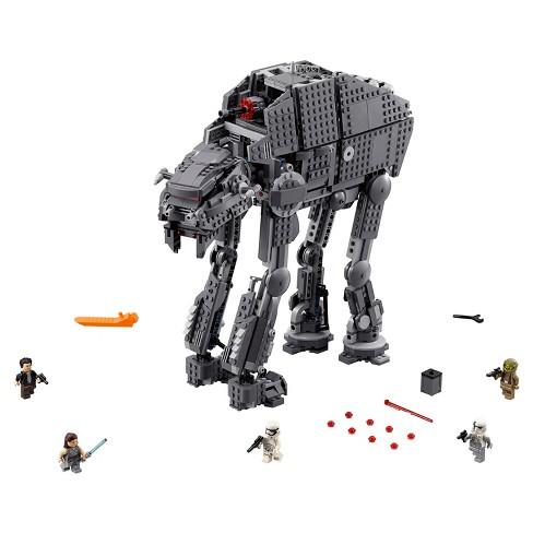 LEGO® Star Wars™ The Last Jedi First Order Heavy Assault Walker™ 75189    Target d7aa2fe48a