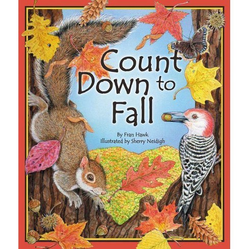 Count Down to Fall - by  Fran Hawk (Hardcover) - image 1 of 1
