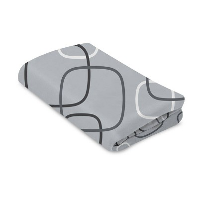 4moms Breeze Playard Bassinet Sheets - Silver