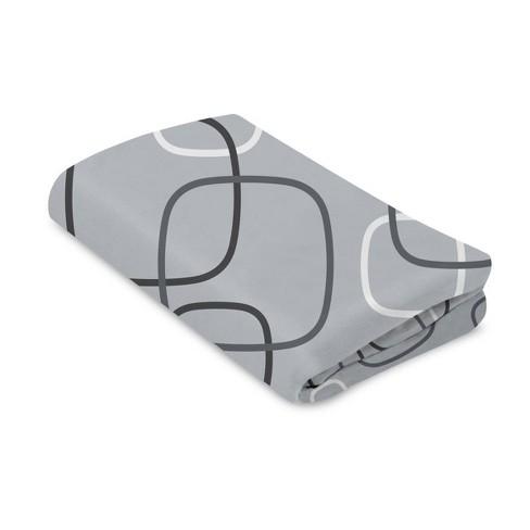 4moms Breeze Playard Bassinet Sheets - Silver - image 1 of 4