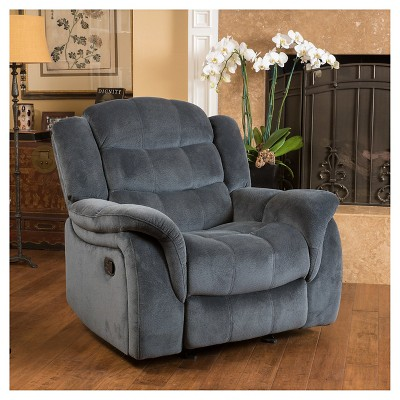 Hawthorne Glider Recliner Club Chair - Christopher Knight Home : Target