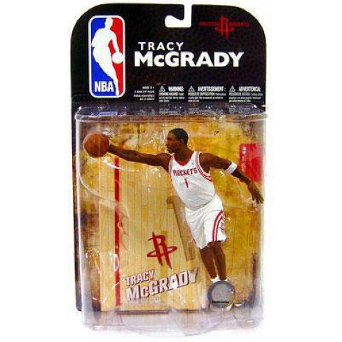 McFarlane Toys NBA Houston Rockets Sports Picks Series 16 Tracy McGrady Action Figure [White Jersey] - image 1 of 1