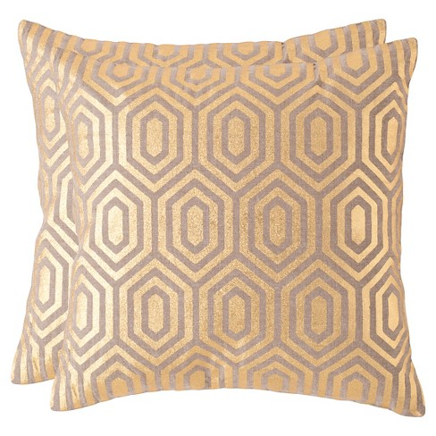 Harper Throw Pillow - Safavieh® - image 1 of 2