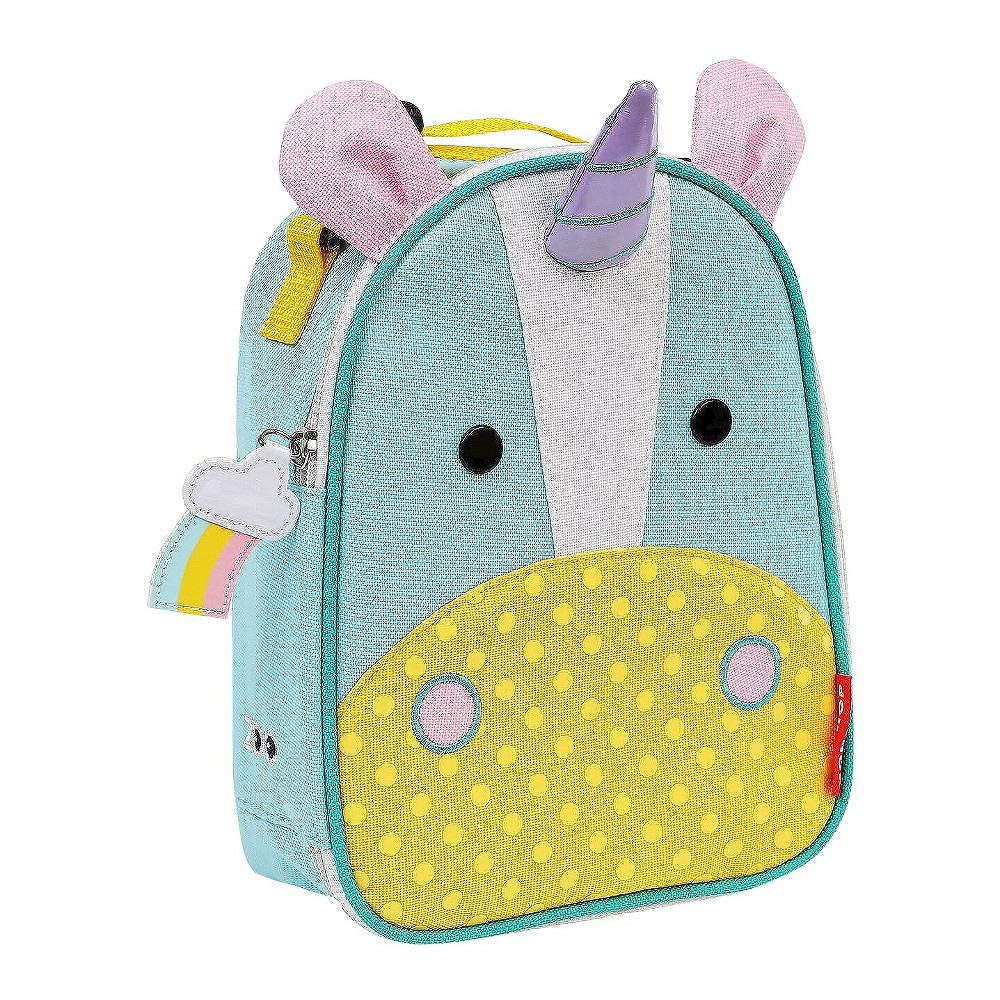 Skip Hop Zoo Lunchie Insulated Lunch Bag - Unicorn, Multi-Colored