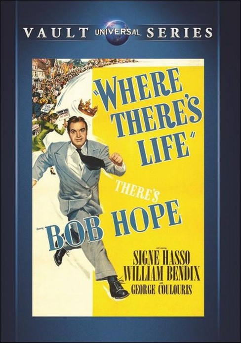 Where there's life (DVD) - image 1 of 1