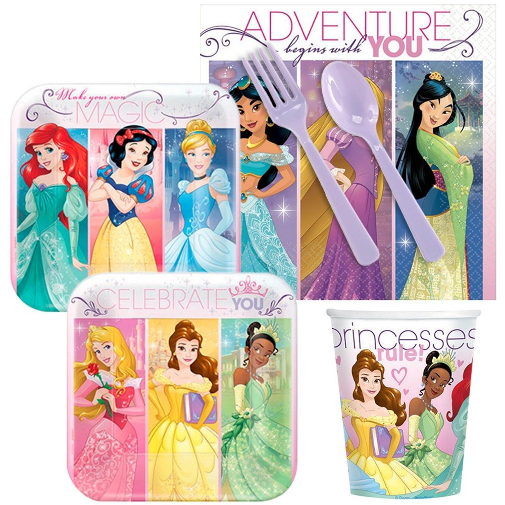 16ct Disney Princess Snack Pack, Multi-Colored