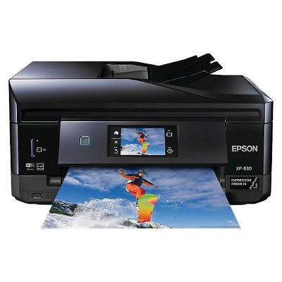 Epson Expression Premium XP-830 Wireless Small-in-One Printer