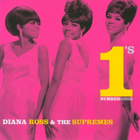 Diana & the su ross - Number 1's (CD) - image 1 of 1