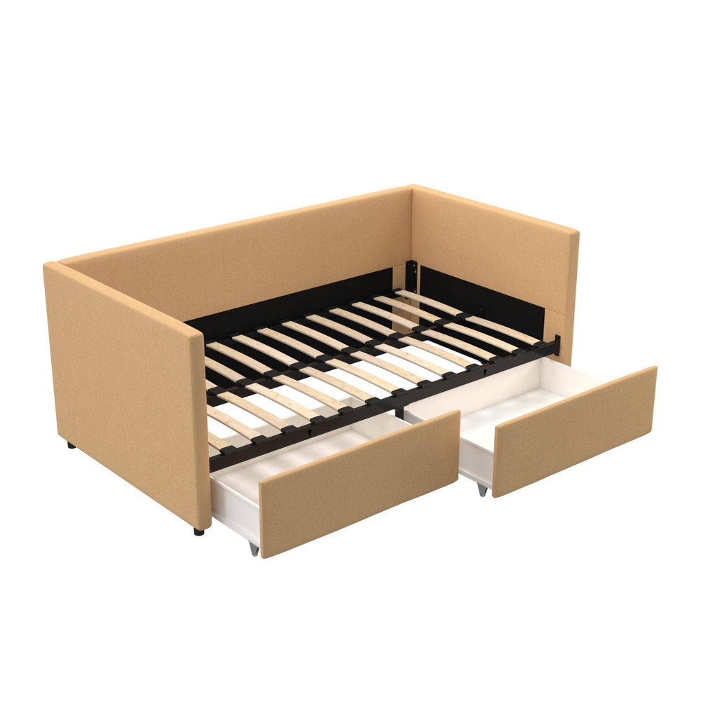 Cooper Urban Daybed with Storage Tan - Room & Joy