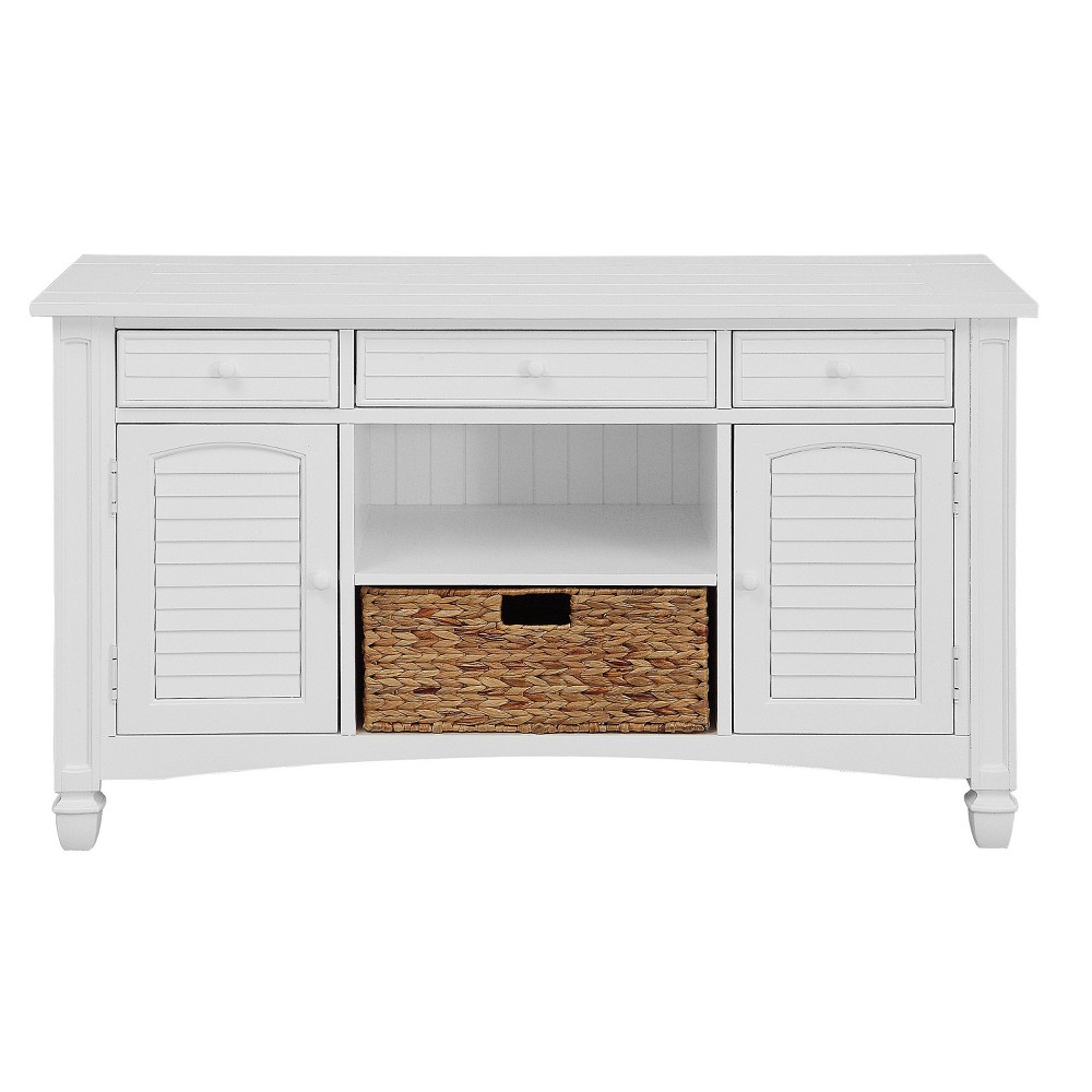 Harbor Towne Console Table - White - Christopher Knight Home
