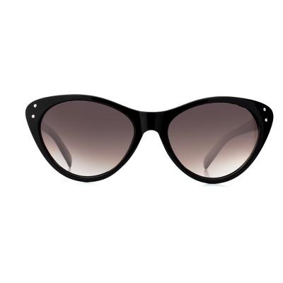 88fb27f4ec02 Women's Cateye Sunglasses - A New Day™ Black