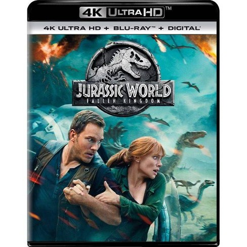 Jurassic World: Fallen Kingdom (4K/UHD) - image 1 of 1