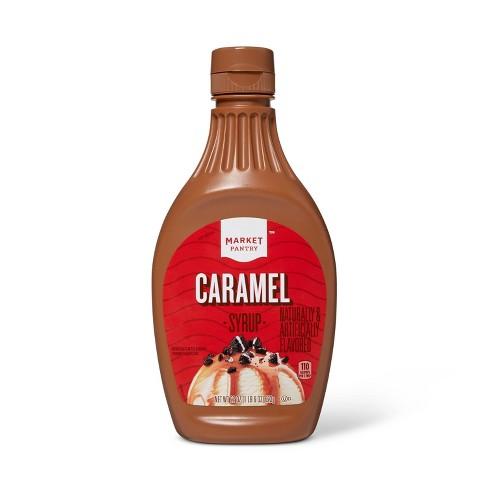 Caramel Flavored Syrup - 22oz - Market Pantry™ - image 1 of 2