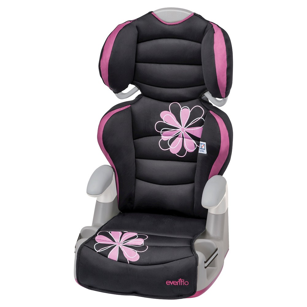 Evenflo Amp High Back Booster Seat - Carrissa, Carissa