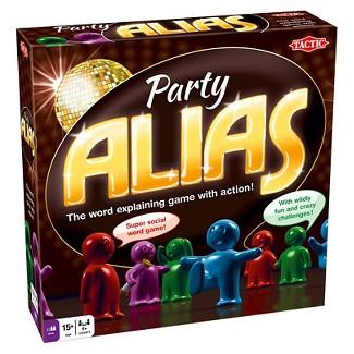 Alias Party Word Game : Target