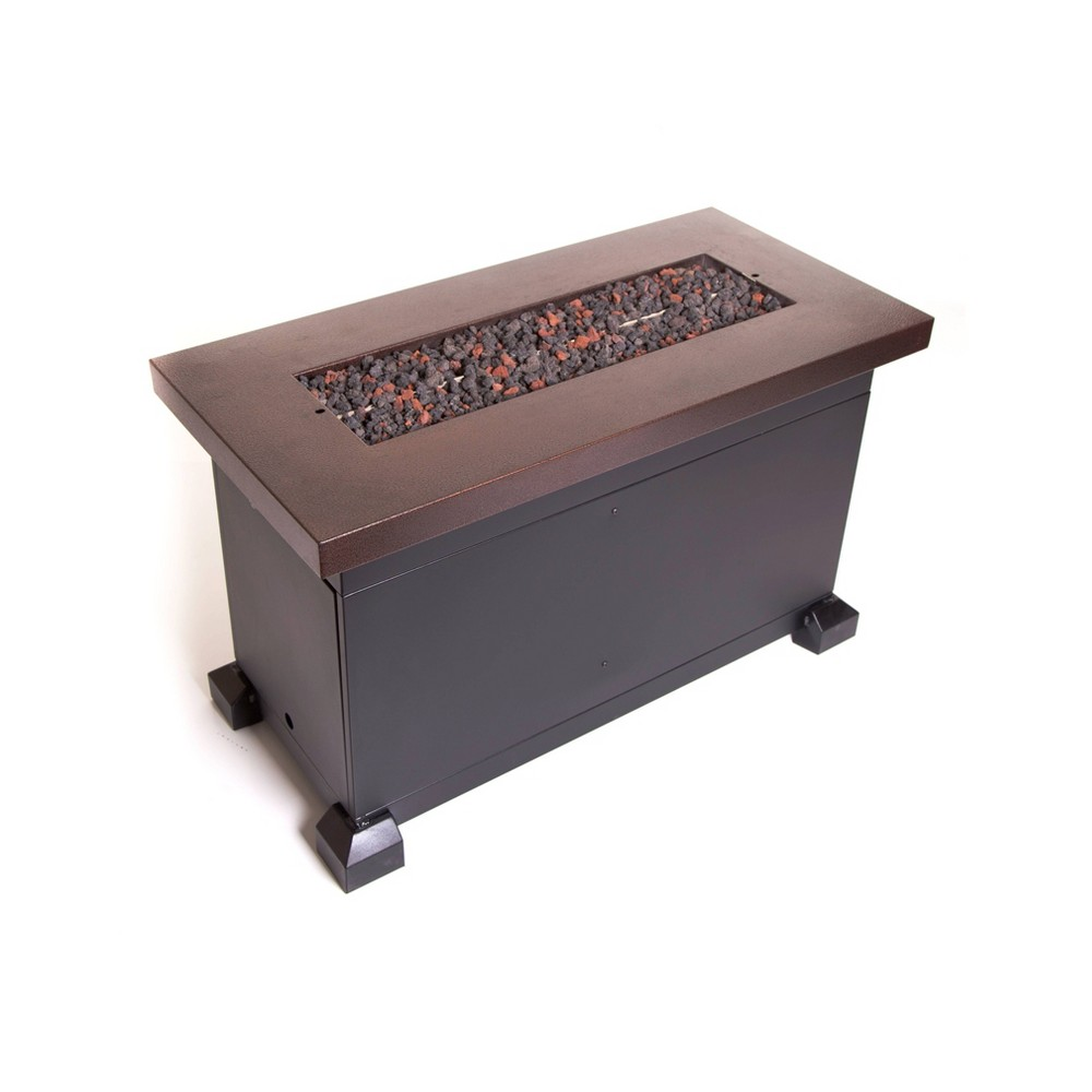 Camp Chef Monterey Fire Table - Brown