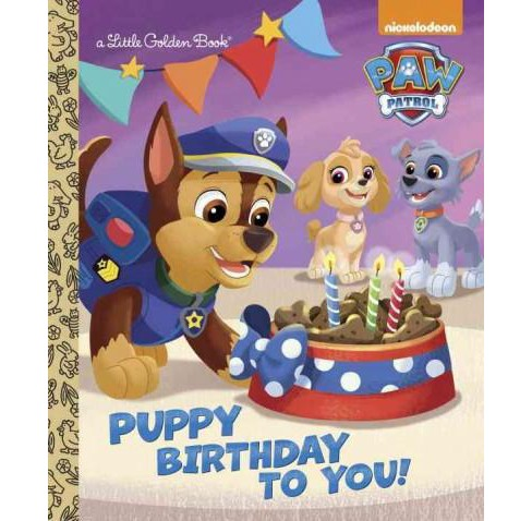 Puppy Birthday to You! (Paw Patrol) (Hardcover) (Scott Albert) - image 1 of 1