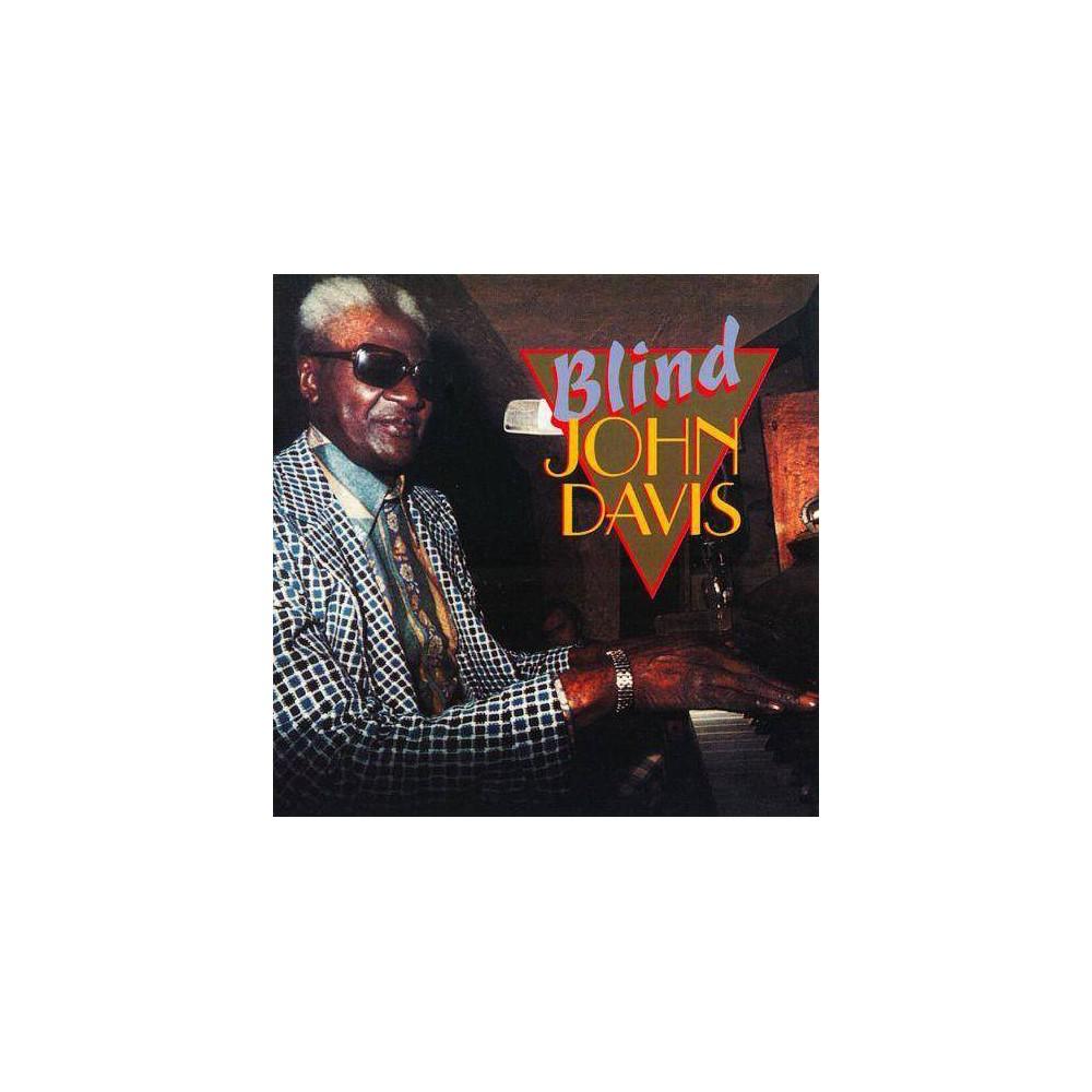 Davis Blind John Davis Blind John Blind John Davis Cd