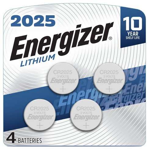Energizer 4pk 2025 Batteries Lithium Coin Battery - image 1 of 2